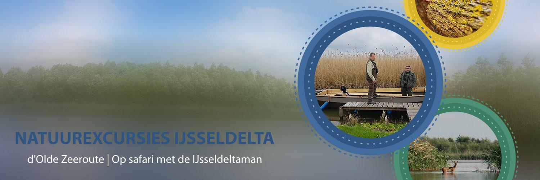 Natuurexcursies IJsseldelta